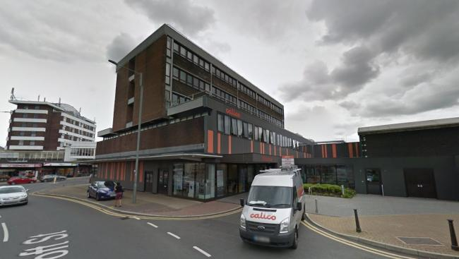 Calico Head Office, Burnley