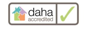 DAHA accredited Calico Homes